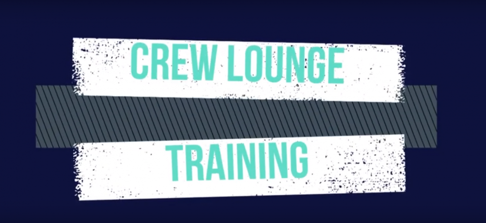 Crewlounge training in Malaysia Airlines
