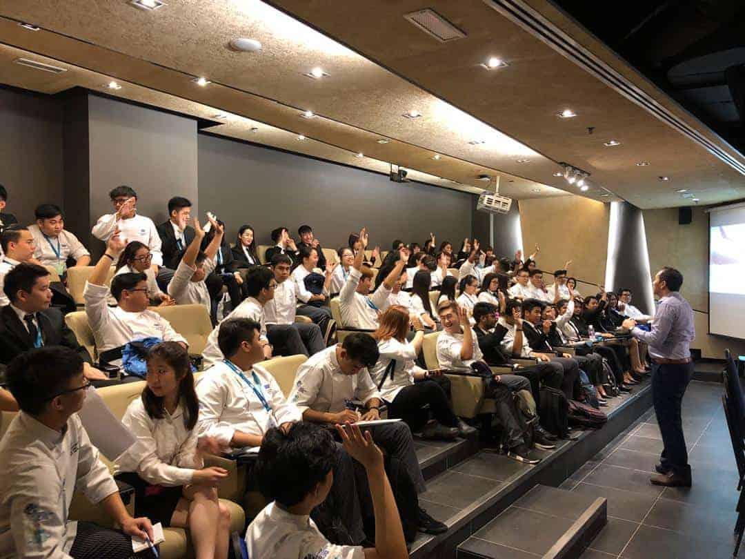 HRDF Claimable Training Malaysia | Crew Lounge Academy